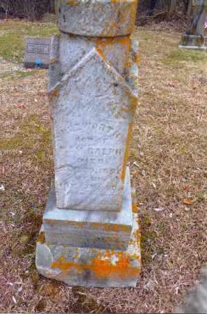RALPH, BUZWORTH - Gallia County, Ohio | BUZWORTH RALPH - Ohio Gravestone Photos