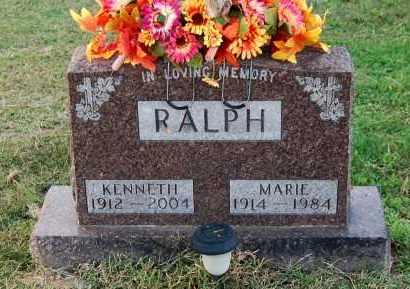 RALPH, MARIE - Gallia County, Ohio | MARIE RALPH - Ohio Gravestone Photos
