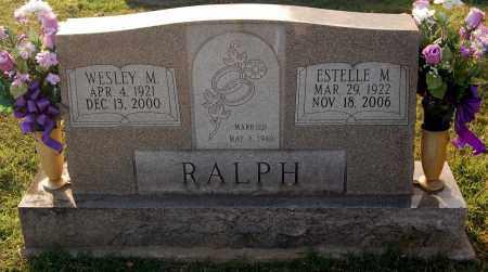 RALPH, ESTELLE - Gallia County, Ohio | ESTELLE RALPH - Ohio Gravestone Photos