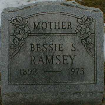 RAMSEY, BESSIE - Gallia County, Ohio | BESSIE RAMSEY - Ohio Gravestone Photos