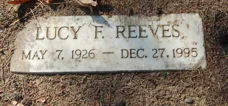 REEVES, LUCY - Gallia County, Ohio   LUCY REEVES - Ohio Gravestone Photos