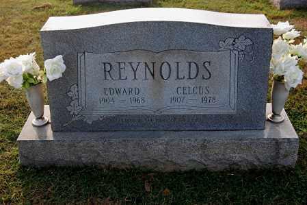 REYNOLDS, EDWARD - Gallia County, Ohio | EDWARD REYNOLDS - Ohio Gravestone Photos