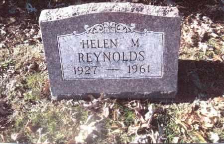 REYNOLDS, HELEN M. - Gallia County, Ohio | HELEN M. REYNOLDS - Ohio Gravestone Photos