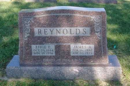 CASTO REYNOLDS, EFFIE ELIZABETH - Gallia County, Ohio | EFFIE ELIZABETH CASTO REYNOLDS - Ohio Gravestone Photos