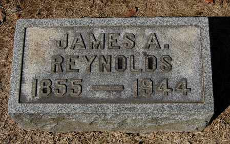REYNOLDS, JAMES ALFRED - Gallia County, Ohio | JAMES ALFRED REYNOLDS - Ohio Gravestone Photos