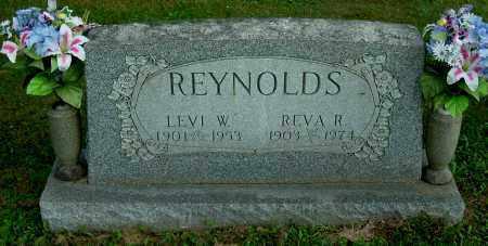 REYNOLDS, REVA R - Gallia County, Ohio | REVA R REYNOLDS - Ohio Gravestone Photos