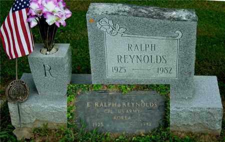 REYNOLDS, RALPH - Gallia County, Ohio | RALPH REYNOLDS - Ohio Gravestone Photos