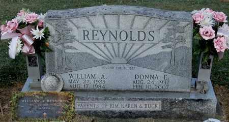 REYNOLDS, WILLIAM A - Gallia County, Ohio | WILLIAM A REYNOLDS - Ohio Gravestone Photos