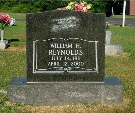 REYNOLDS, WILLIAM H - Gallia County, Ohio   WILLIAM H REYNOLDS - Ohio Gravestone Photos