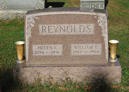REYNOLDS, WILLIAM E - Gallia County, Ohio | WILLIAM E REYNOLDS - Ohio Gravestone Photos