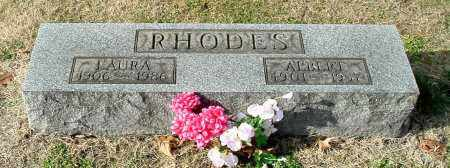 RHODES, ALBERT - Gallia County, Ohio | ALBERT RHODES - Ohio Gravestone Photos