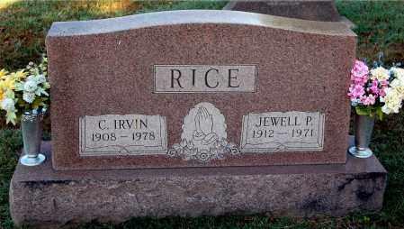 RICE, JEWELL - Gallia County, Ohio   JEWELL RICE - Ohio Gravestone Photos