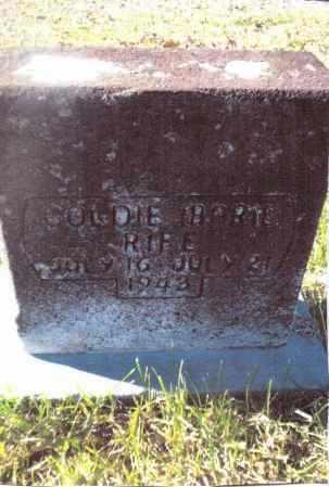 RIFE, GOLDIE MARIE - Gallia County, Ohio   GOLDIE MARIE RIFE - Ohio Gravestone Photos