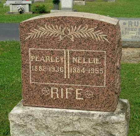 RIFE, PEARLEY - Gallia County, Ohio | PEARLEY RIFE - Ohio Gravestone Photos