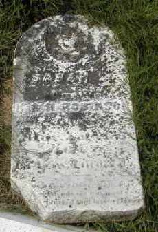 ROBINSON, SARAH - Gallia County, Ohio | SARAH ROBINSON - Ohio Gravestone Photos