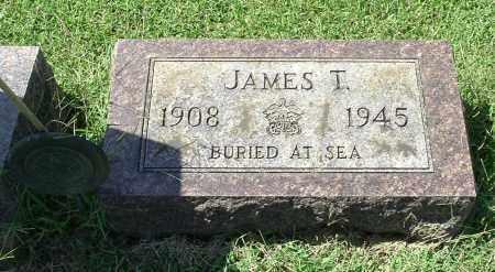 ROTHGEB, JAMES T - Gallia County, Ohio | JAMES T ROTHGEB - Ohio Gravestone Photos