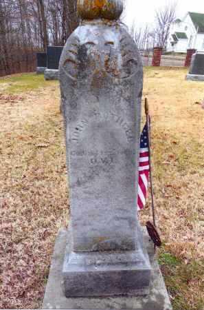 ROTHGEB, JOHN - Gallia County, Ohio   JOHN ROTHGEB - Ohio Gravestone Photos