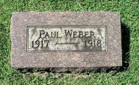 ROTHGEB, PAUL WEBER - Gallia County, Ohio   PAUL WEBER ROTHGEB - Ohio Gravestone Photos