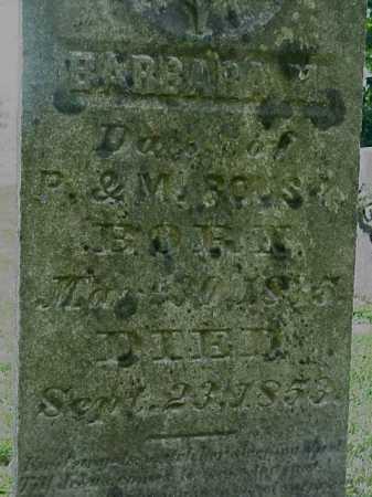 ROUSH, BARBARA M. - Gallia County, Ohio | BARBARA M. ROUSH - Ohio Gravestone Photos