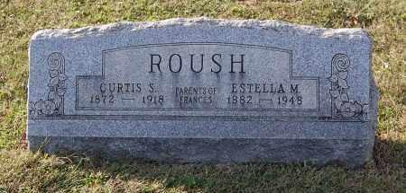 ROUSH, ESTELLA M - Gallia County, Ohio   ESTELLA M ROUSH - Ohio Gravestone Photos