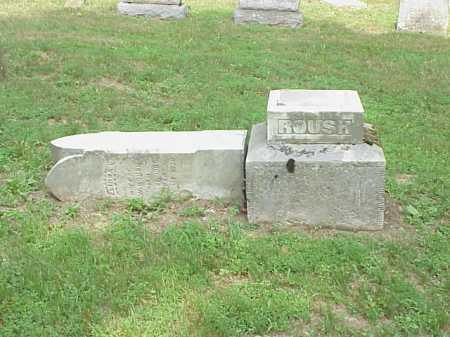 ROUSH, CELINDA K - Gallia County, Ohio   CELINDA K ROUSH - Ohio Gravestone Photos