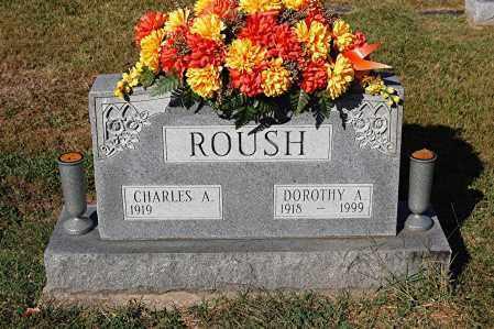 ROUSH, DOROTHY A. - Gallia County, Ohio | DOROTHY A. ROUSH - Ohio Gravestone Photos