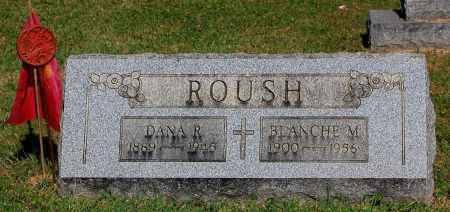 ROUSH, BLANCHE M - Gallia County, Ohio | BLANCHE M ROUSH - Ohio Gravestone Photos