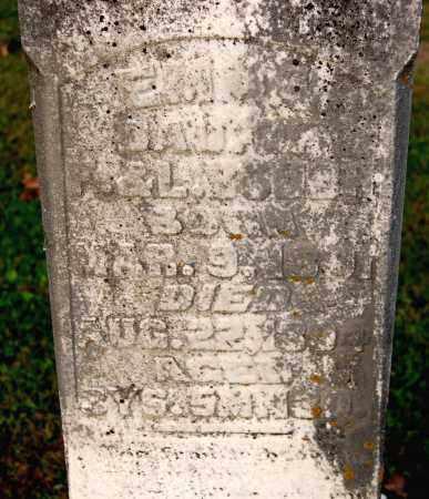 ROUSH, EMMA (CLOSE-UP) - Gallia County, Ohio | EMMA (CLOSE-UP) ROUSH - Ohio Gravestone Photos