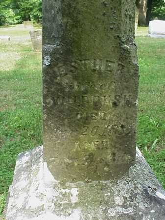 ROUSH, ESTHER - Gallia County, Ohio   ESTHER ROUSH - Ohio Gravestone Photos