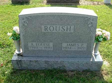ROUSH, A. LOUISE - Gallia County, Ohio | A. LOUISE ROUSH - Ohio Gravestone Photos