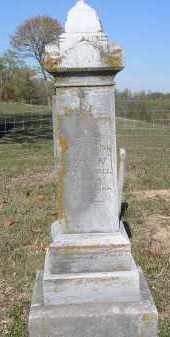 ROUSH, MOSES - Gallia County, Ohio   MOSES ROUSH - Ohio Gravestone Photos
