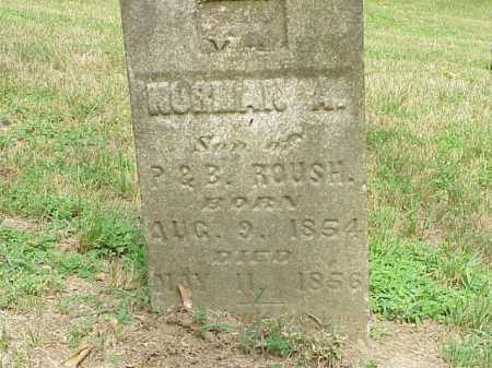 ROUSH, NORMAN A. - Gallia County, Ohio | NORMAN A. ROUSH - Ohio Gravestone Photos