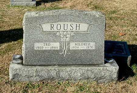 ROUSH, MILDRED - Gallia County, Ohio | MILDRED ROUSH - Ohio Gravestone Photos