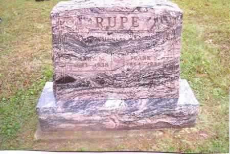 RUPE, FRANK S. - Gallia County, Ohio | FRANK S. RUPE - Ohio Gravestone Photos