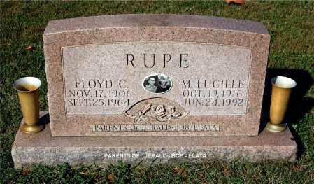 RUPE, M. LUCILLE - Gallia County, Ohio | M. LUCILLE RUPE - Ohio Gravestone Photos