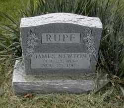 RUPE, JAMES - Gallia County, Ohio | JAMES RUPE - Ohio Gravestone Photos