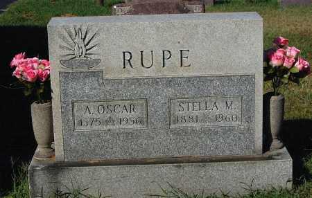 RUPE, STELLA M. - Gallia County, Ohio | STELLA M. RUPE - Ohio Gravestone Photos