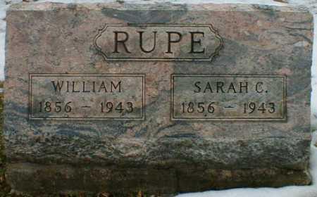 RUPE, SARAH - Gallia County, Ohio   SARAH RUPE - Ohio Gravestone Photos