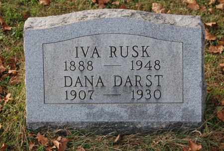 DARST, DANA - Gallia County, Ohio | DANA DARST - Ohio Gravestone Photos