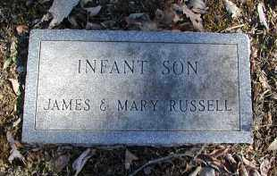 RUSSELL, (INFANT SON) - Gallia County, Ohio | (INFANT SON) RUSSELL - Ohio Gravestone Photos