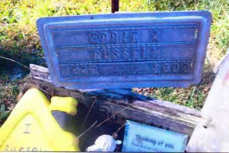 RUSSELL, EDDIE A. - Gallia County, Ohio | EDDIE A. RUSSELL - Ohio Gravestone Photos