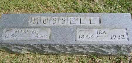RUSSELL, IRA - Gallia County, Ohio | IRA RUSSELL - Ohio Gravestone Photos