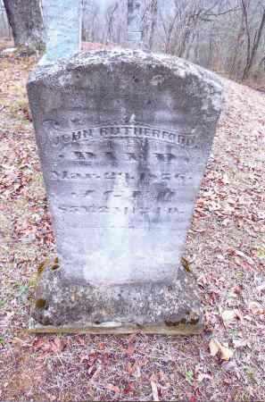RUTHERFORD, JOHN - Gallia County, Ohio   JOHN RUTHERFORD - Ohio Gravestone Photos