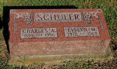 SCHULER, EVELYN M - Gallia County, Ohio | EVELYN M SCHULER - Ohio Gravestone Photos