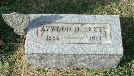 SCOTT, ATWOOD HANING - Gallia County, Ohio | ATWOOD HANING SCOTT - Ohio Gravestone Photos