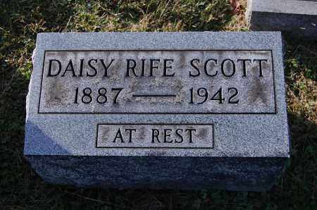 SCOTT, DAISY - Gallia County, Ohio | DAISY SCOTT - Ohio Gravestone Photos