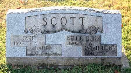 SCOTT DUNN, NELLIE - Gallia County, Ohio | NELLIE SCOTT DUNN - Ohio Gravestone Photos