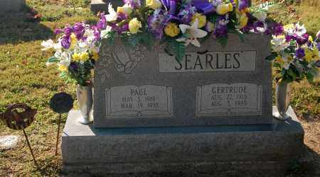 SEARLES, PAUL - Gallia County, Ohio | PAUL SEARLES - Ohio Gravestone Photos