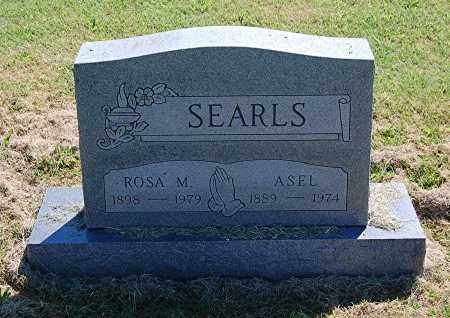 DENNY SEARLS, ROSA M - Gallia County, Ohio | ROSA M DENNY SEARLS - Ohio Gravestone Photos