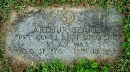 SEARLS, ARTHUR - Gallia County, Ohio | ARTHUR SEARLS - Ohio Gravestone Photos